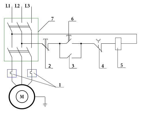 arrancador electromagn u00e9tico de 380v para el motor